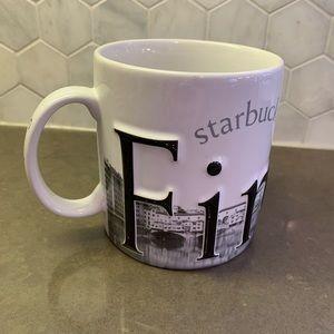 Starbucks Firenze Florence Mug RARE 2003